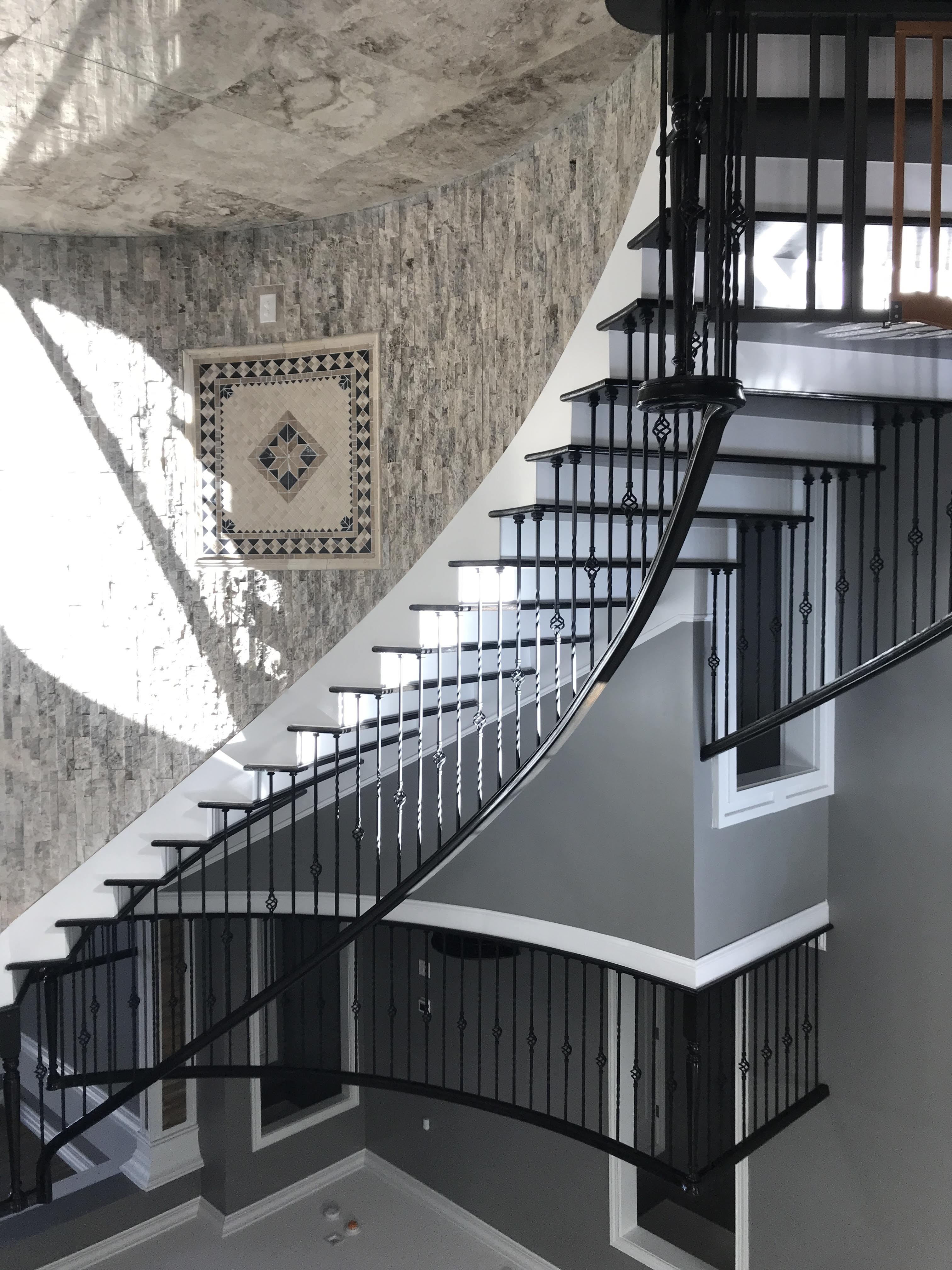 Stairs Rails Elite Construction